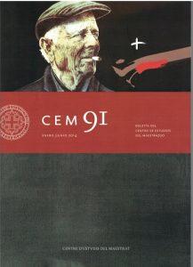 Book Cover: B091 Boletín nº 91 Enero - Junio del año 2014