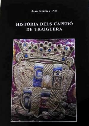 Book Cover: M018 HISTÒRIA DELS CAPERÓ DE TRAIGUERA