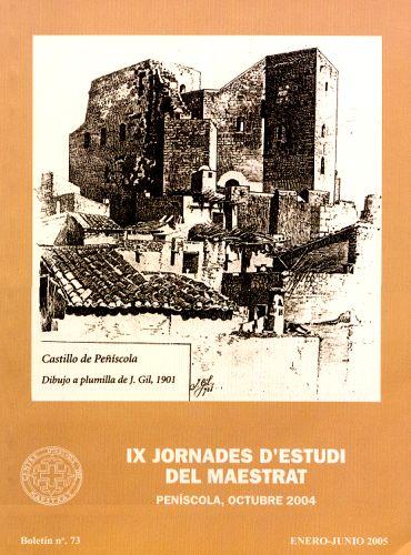 Book Cover: B073 Boletín nº 73 Enero - Junio del año 2005