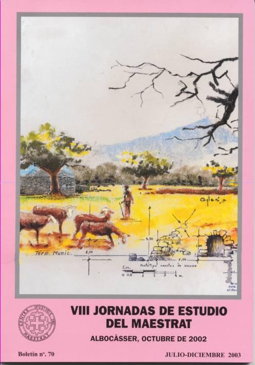 Book Cover: B070 Boletín nº 70 Julio - Diciembre del año 2003
