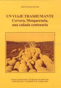 Book Cover: C008 Un Viaje Trashumante. Cervera, Mosqueruela...