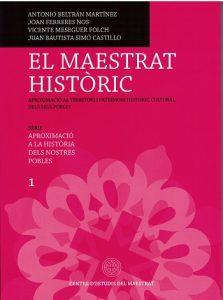 Book Cover: H001 El Maestrat Històric