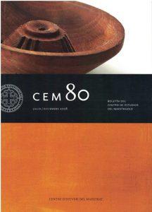 Book Cover: B080 Boletín nº 80  Julio - Diciembre del año 2008