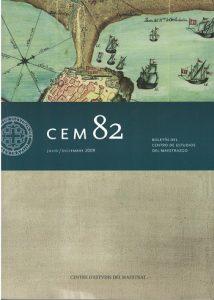 Book Cover: B082 Boletín nº 82  Julio - Diciembre del año 2009