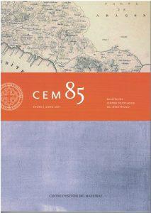 Book Cover: B085 Boletín nº 85 Enero- Junio del año 2011