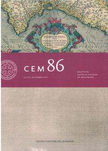 Book Cover: B086 Boletín nº 86 Julio-Diciembre del año 2011