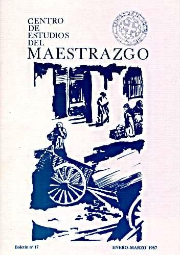 Book Cover: B017 Boletín nº 17 Enero-Marzo  del año 1987