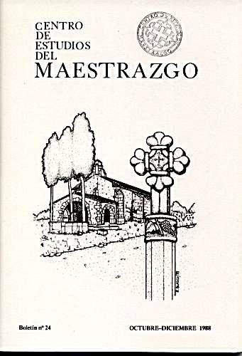 Book Cover: B024 Boletín nº 24 Octubre-Diciembre del año 1988