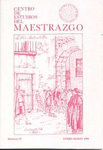 Book Cover: B029 Boletín nº 29 Enero-Marzo  del año 1990