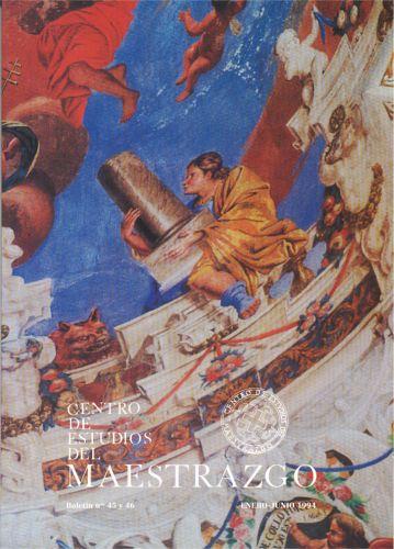 Book Cover: B045 Boletín nº 45 y 46 Enero-Junio del año 1994