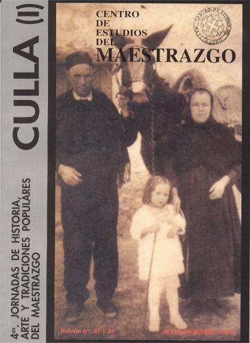 Book Cover: B047 Boletín nº 47 y 48 Julio-Diciembre del año 1994