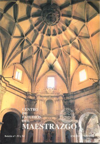 Book Cover: B053 Boletín nº 53 y 54 Enero-Junio del año 1996