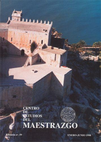 Book Cover: B059 Boletín nº 59 Enero-Junio del año 1998