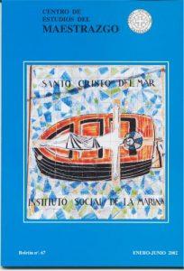 Book Cover: B067 Boletín nº 67 Enero - Junio del año 2002