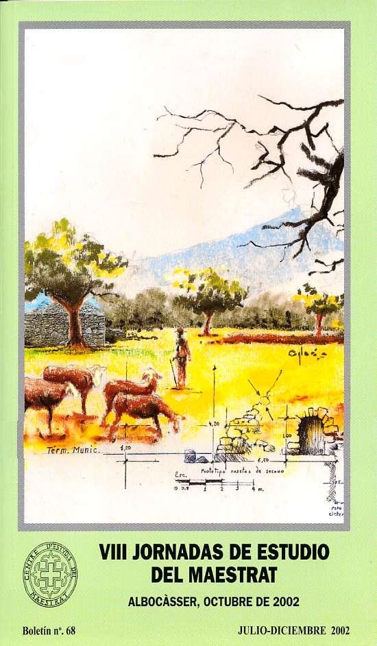 Book Cover: B068 Boletín nº 68 Julio - Diciembre del año 2002