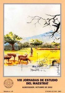 Book Cover: B069 Boletín nº 69 Enero - Junio del año 2003