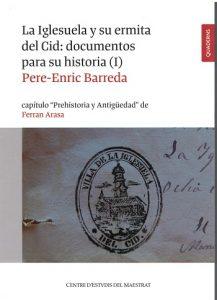 Book Cover: C009 La Iglesuela y su ermita del Cid: documentos para su historia (I)