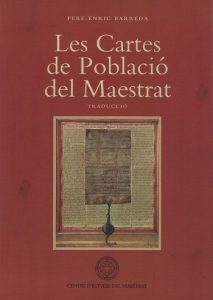 Book Cover: CAT001 Catàleg Exposició Cartes Pobles