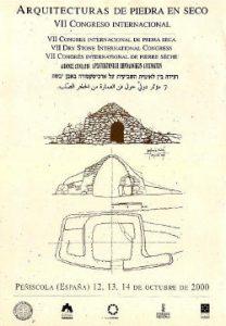 Book Cover: E006 Arquitecturas de piedra en seco - Actas del VII Congreso Internacional de Arquitecturas de Piedra en Seco