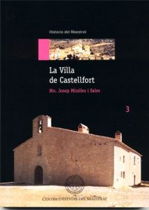 Book Cover: H003 La Villa de Castellfort