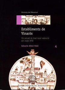 Book Cover: H004 Establiments de Vinaròs