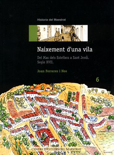 Book Cover: H006 Naixement d'una vila