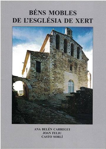 Book Cover: M012 Bens Mobles de l'esglesia de Xert