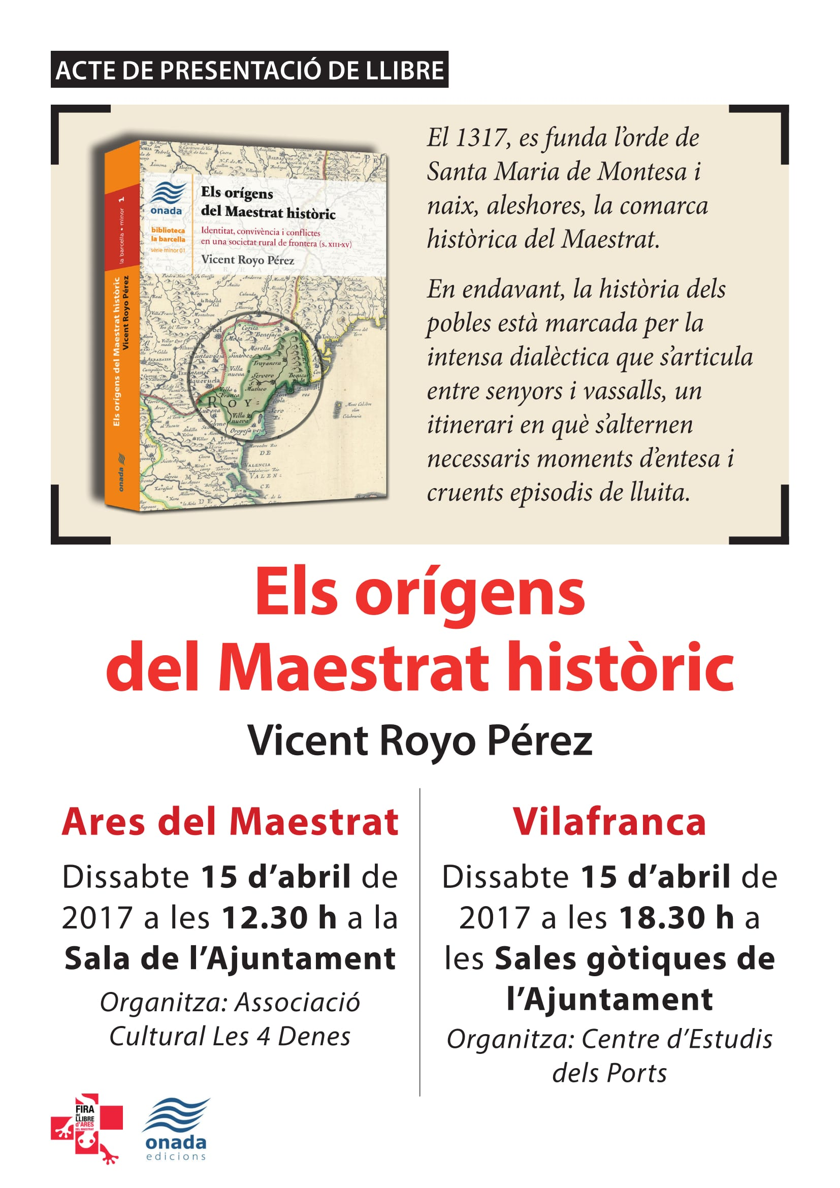 ELS ORÍGENS DEL MAESTRAT -ROY- (CARP)-1