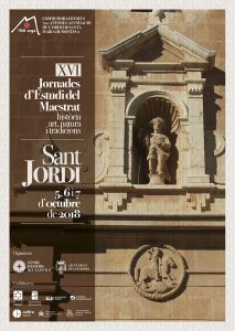 Cartell Jornades Sant Jordi