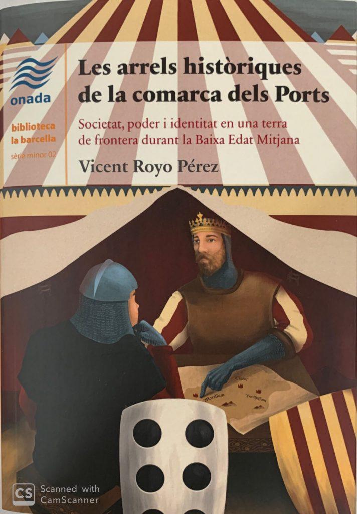 Book Cover: Les arrels històriques de la comarca dels Ports