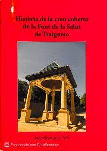 Book Cover: CE009 Història de la creu coberta de la Font de la Salut de Traiguera