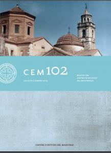 Book Cover: B102 Boletín nº 102 Julio-Diciembre del año 2019
