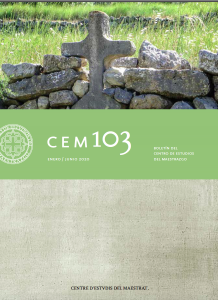 Book Cover: B103 Boletín nº 103 Enero-Junio del año 2020